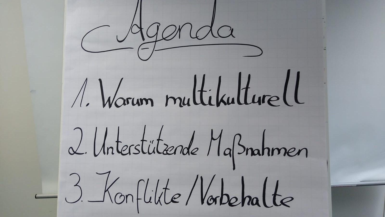 Wirtschaftsfachwirt 11 Agenda - Beispiele